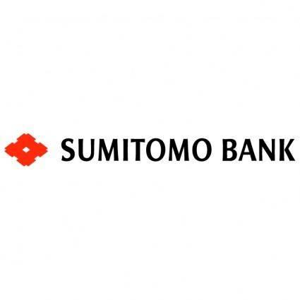 free vector Sumitomo bank 0