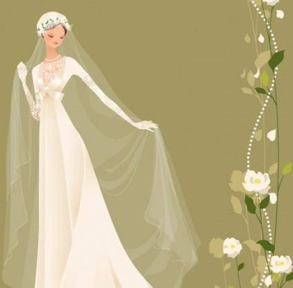 free vector Wedding Vector Graphic 1