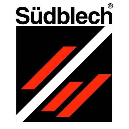 Sudblech