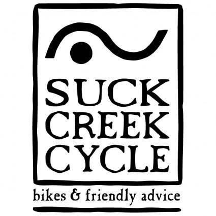 free vector Suck creek cycle