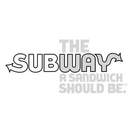 free vector Subway 6