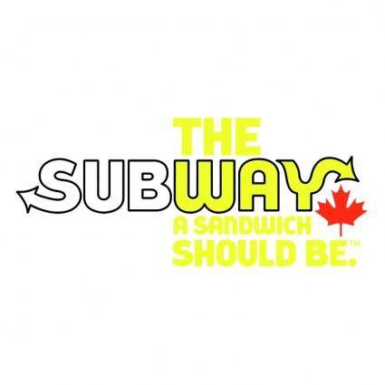 free vector Subway 3