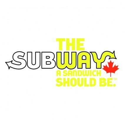 free vector Subway 3