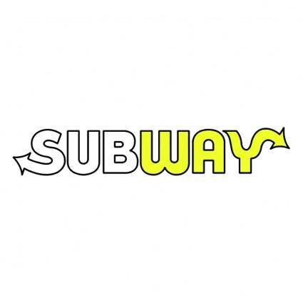 free vector Subway 2