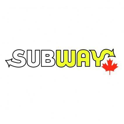 free vector Subway 0