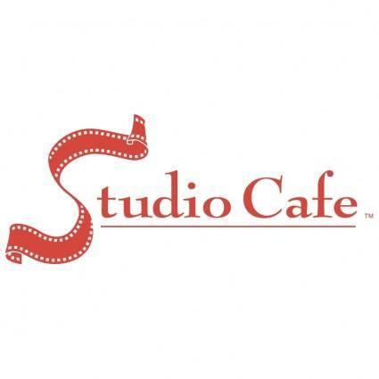free vector Studio cafe