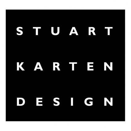 Stuart karten design