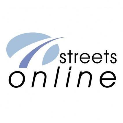 free vector Streets online