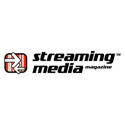 free vector Streaming media magazine