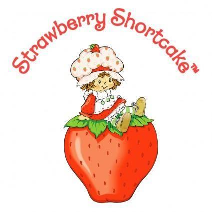 free vector Strawberry shortcake
