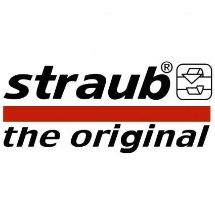 Straub the original