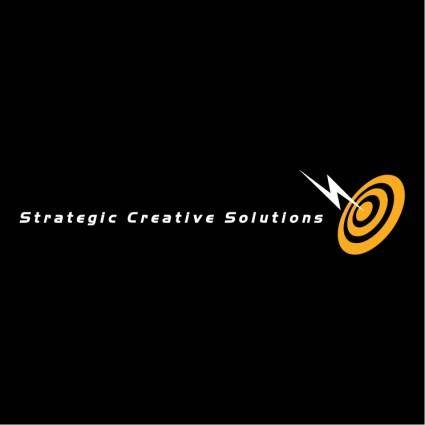 Strategic creative solutins