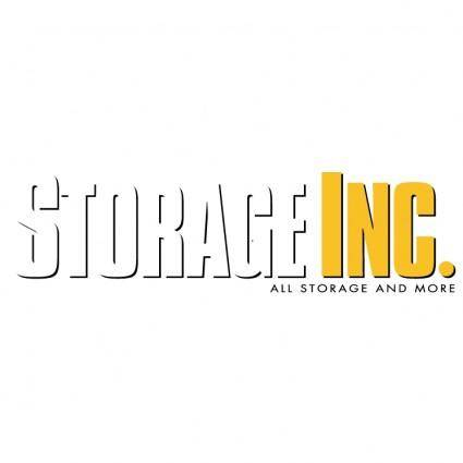 free vector Storage inc