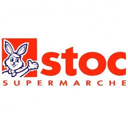 free vector Stoc sopermarche