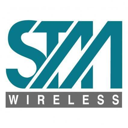 free vector Stm wireless 0