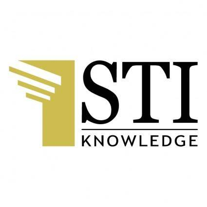 Sti knowledge