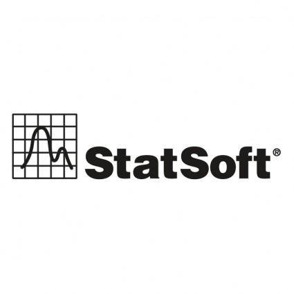 free vector Statsoft