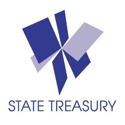 free vector State treasury