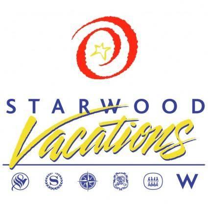 free vector Starwood vacations 1