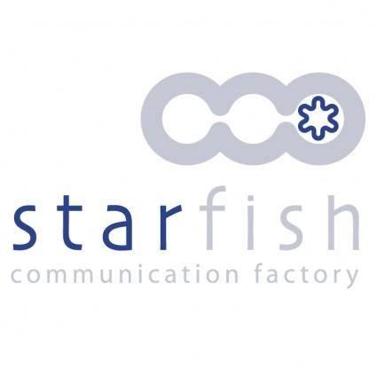 free vector Starfish communication factory