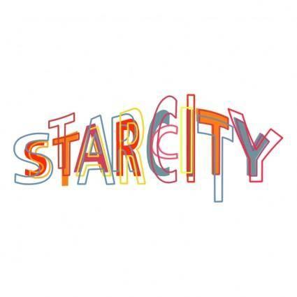free vector Starcity