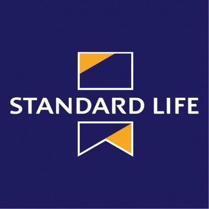 free vector Standard life 0