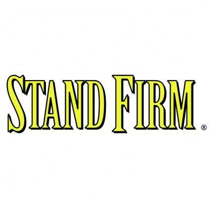 free vector Stand firm