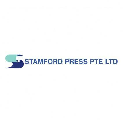 free vector Stamford press pte