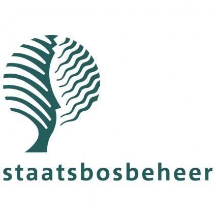 free vector Staatsbosbeheer