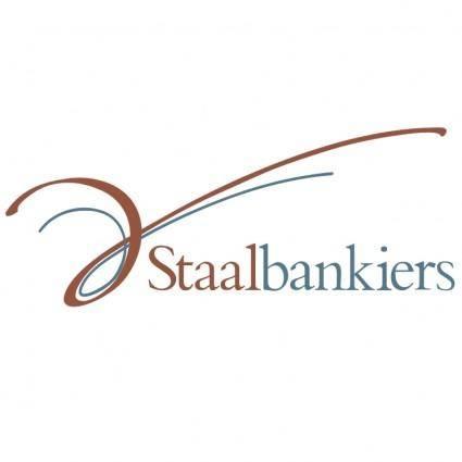 free vector Staalbankiers