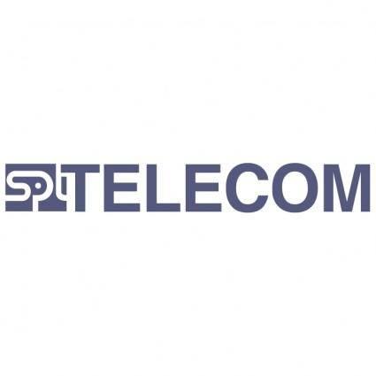 free vector Spt telecom