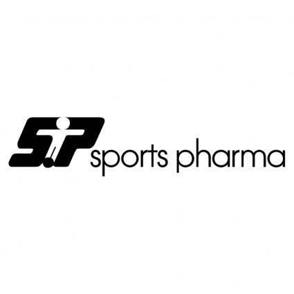 free vector Sports pharma