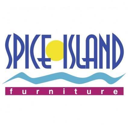 free vector Spice island furniture