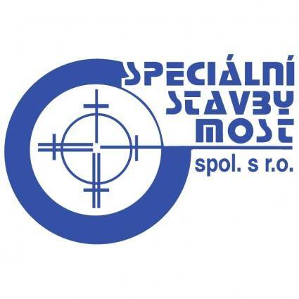 free vector Specialni stavby most