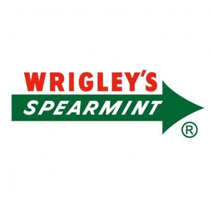free vector Spearmint