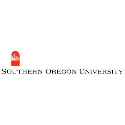 free vector Southern oregon university