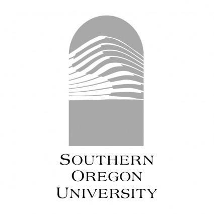 free vector Southern oregon university 0