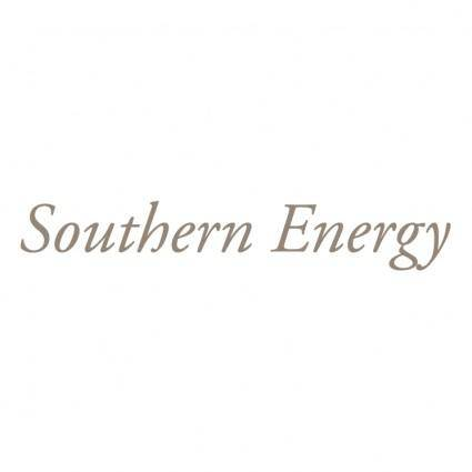 Southern energy