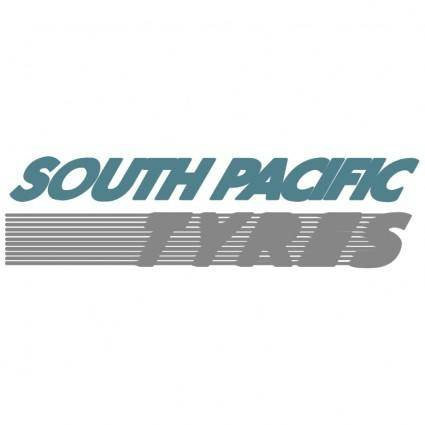 free vector South pacific tyres