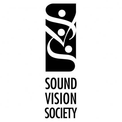 free vector Sound vision society