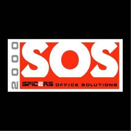 free vector Sos 0