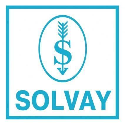 free vector Solvay