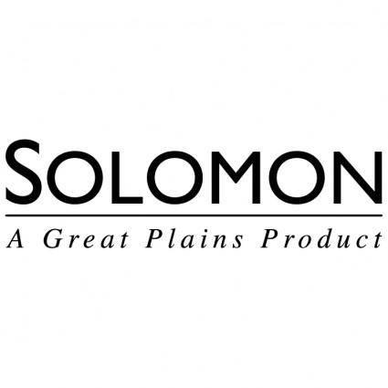 free vector Solomon