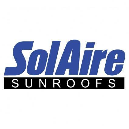 free vector Solaire sunroofs