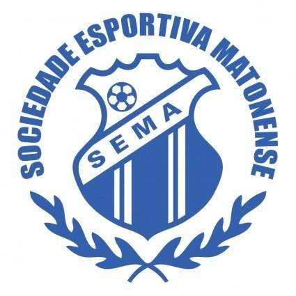 Sociedade esportiva matonense
