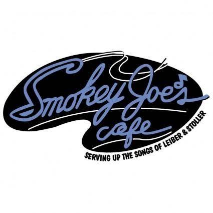free vector Smokey joes cafe