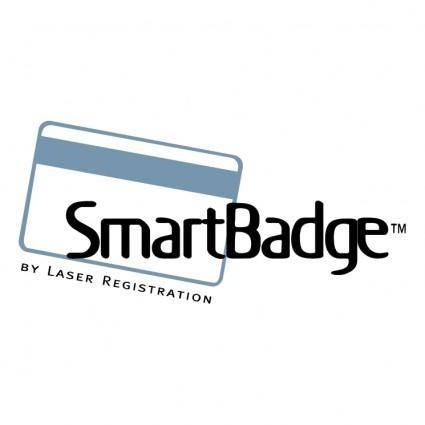 free vector Smartbadge