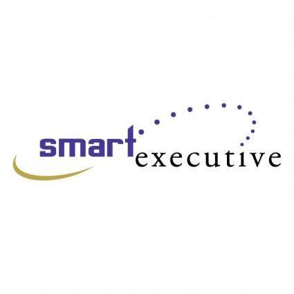 free vector Smart executive