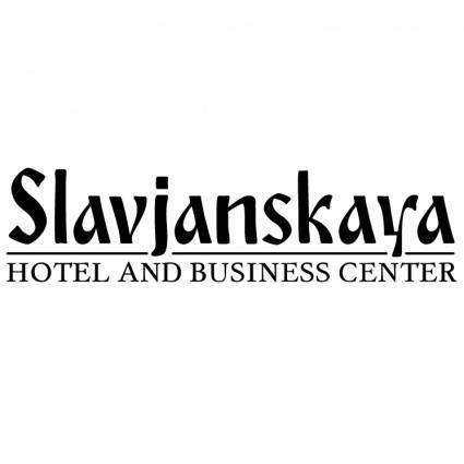 free vector Slavjanskaya hotel