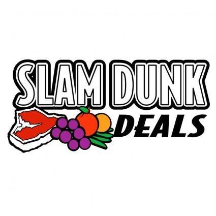 free vector Slam dunk deals
